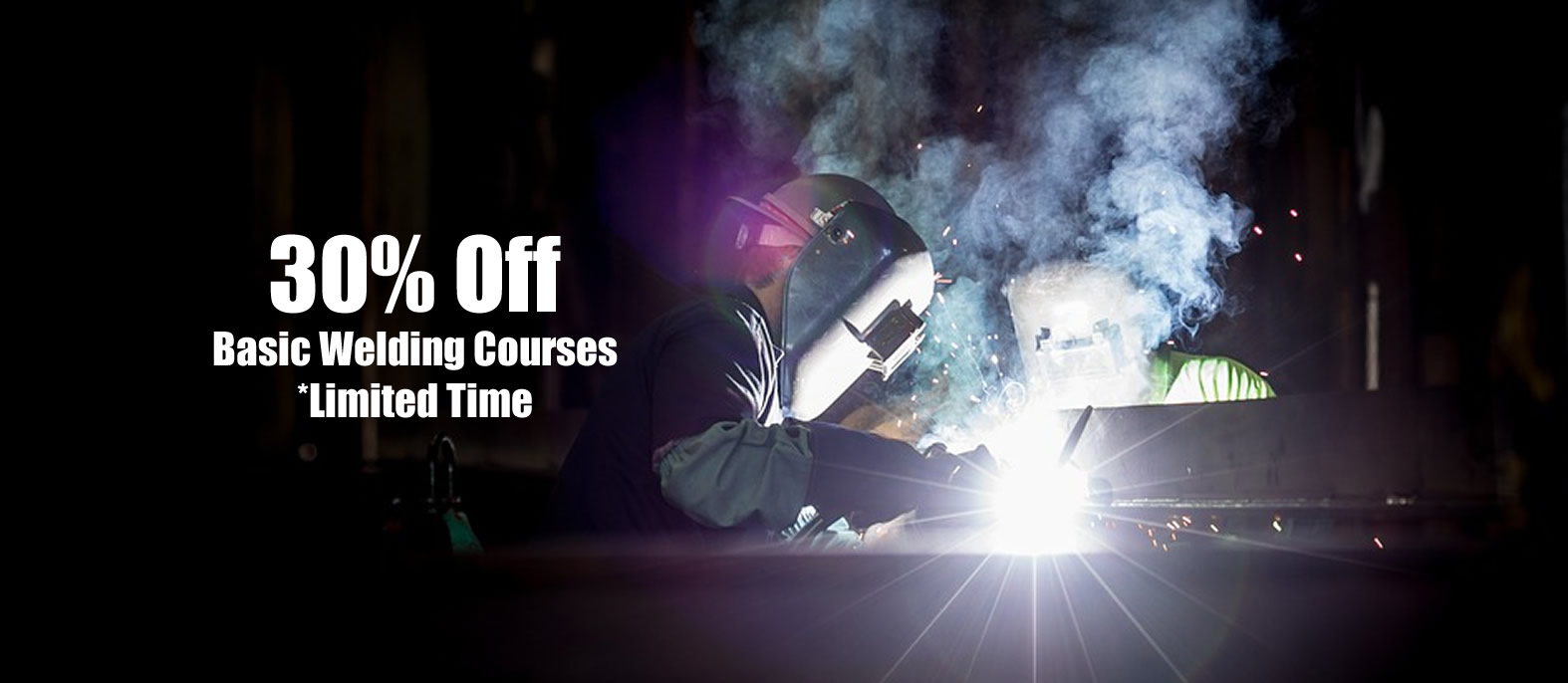 Welding Course Discount